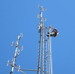 TST Telecom Telecomunicação Radiocomunicação Radio manutenções 17