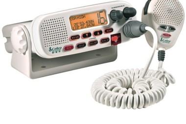 radio cobra vhf marítimo